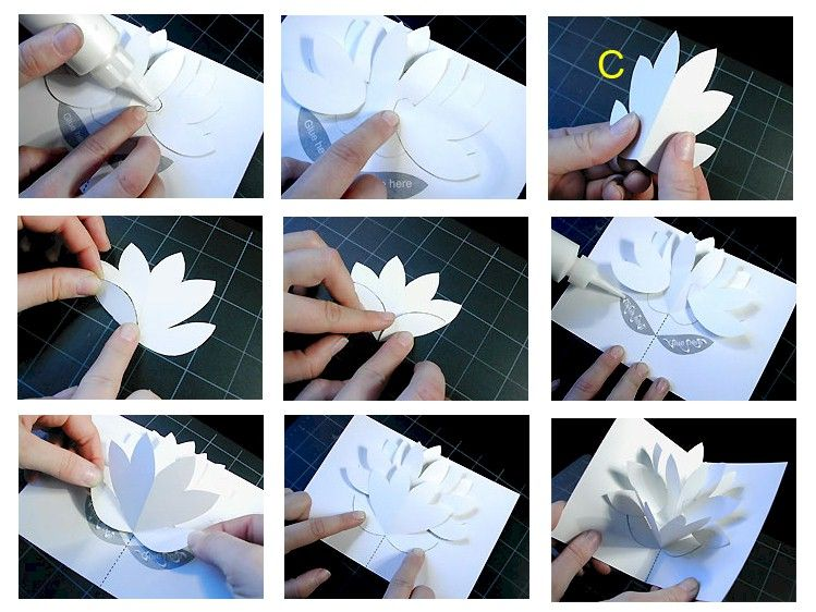 Mothers day pop up flower pinterest craft free kirigami and crafts mothers day pop up flower mightylinksfo