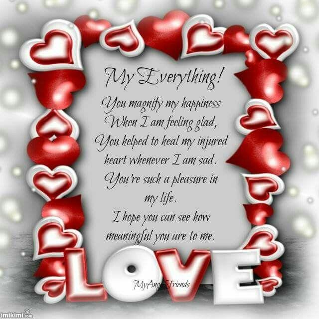 Valentine Husband Happy Day Poem