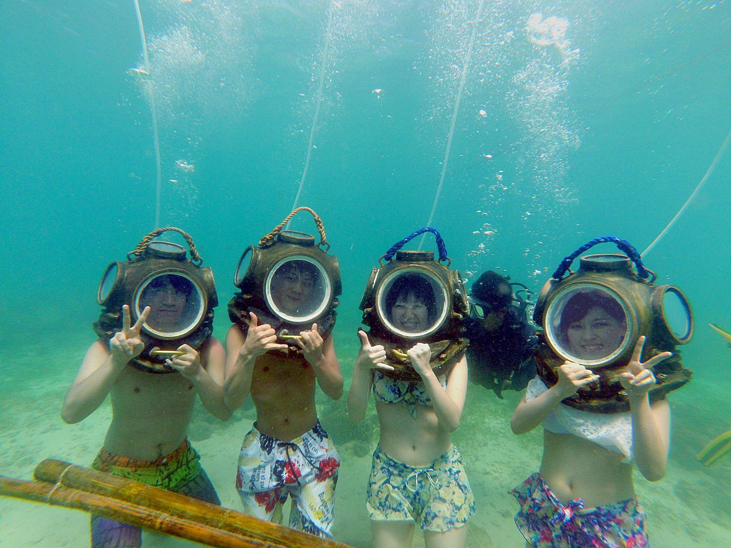 Diving In Mactan Cebu
