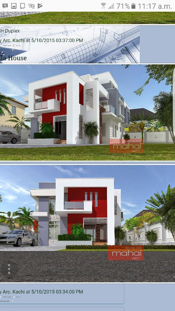 Pin By Amaka Achime-Onyia On House Designs In 2019