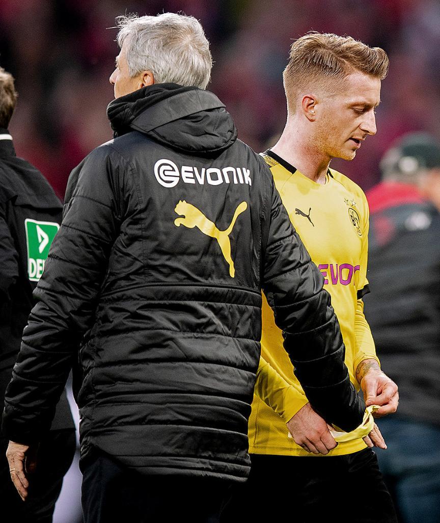 Borussia Dortmund Das Steckt Hinter Dem Reus Frust Borussia Dortmund Dortmund Borussia