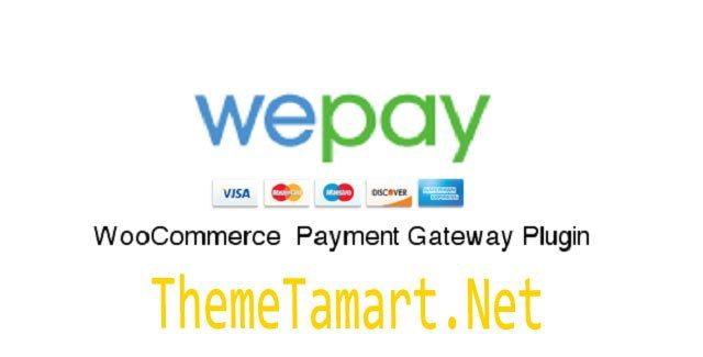 WooCommerce WePay Payment Gateway | Wordpress Plugin