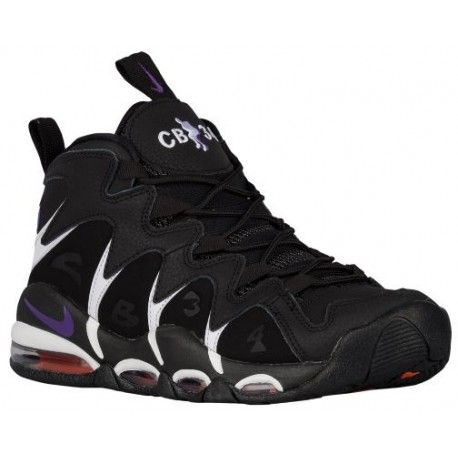 size 40 96457 6e6d0 Nike Air Max CB 34 - Mens - Basketball - Shoes - BlackTeam  OrangeBlackClub Purple-sku4243002
