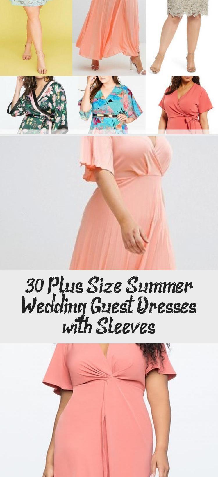 30 Plus Size Summer Wedding Guest Dresses With Sleeves Alexa Webb Weddingdressesgueststyleins In 2020 Wedding Guest Dress Summer Wedding Guest Dress Guest Dresses [ 1635 x 750 Pixel ]