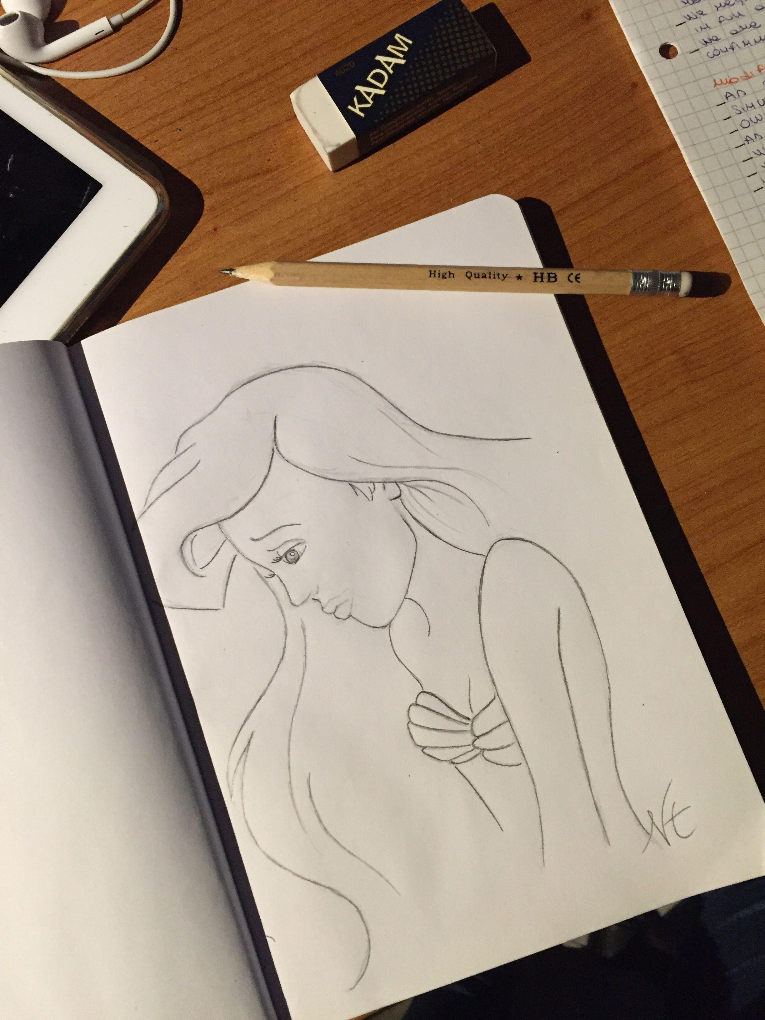 Sad girl ~Ariel~ 🐚🦀
