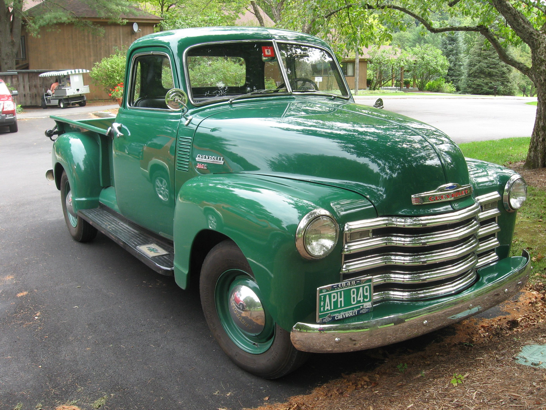 Pickup trucks, Classic trucks and Trucks on Pinterest