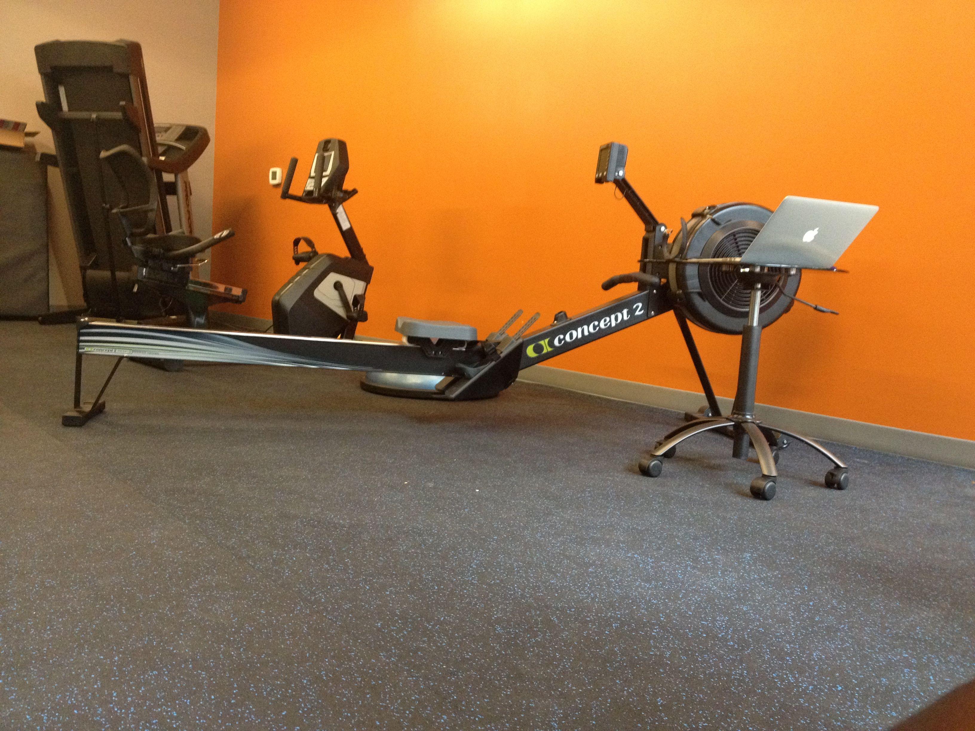 Row, row, row, at Therapydia Portland
