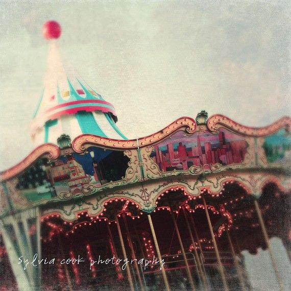 Sylvia Cook photography on etsy - i really love her carousel and park images. $30 print