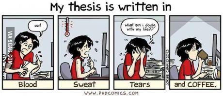 Fail phd thesis