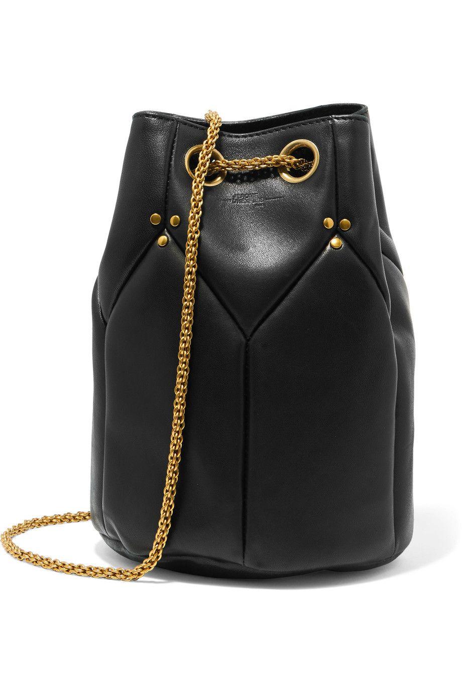 039737f968 JÉRÔME DREYFUSS .  jérômedreyfuss  bags  shoulder bags  leather  bucket