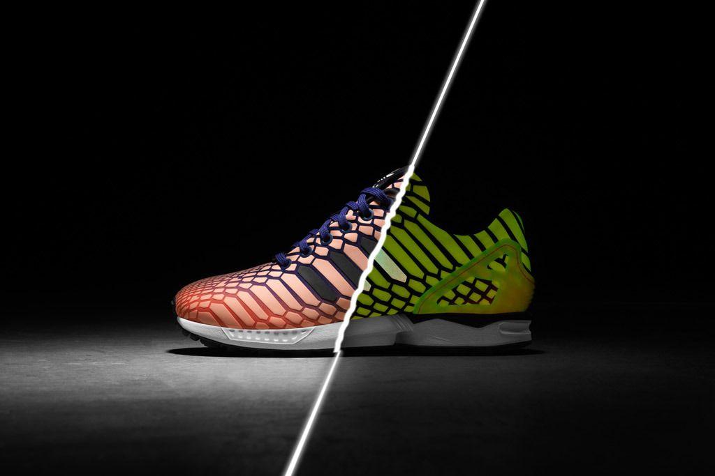 9e4259e26b919 Adidas Originals Unveils Xeno Borealis ZX Flux Pack
