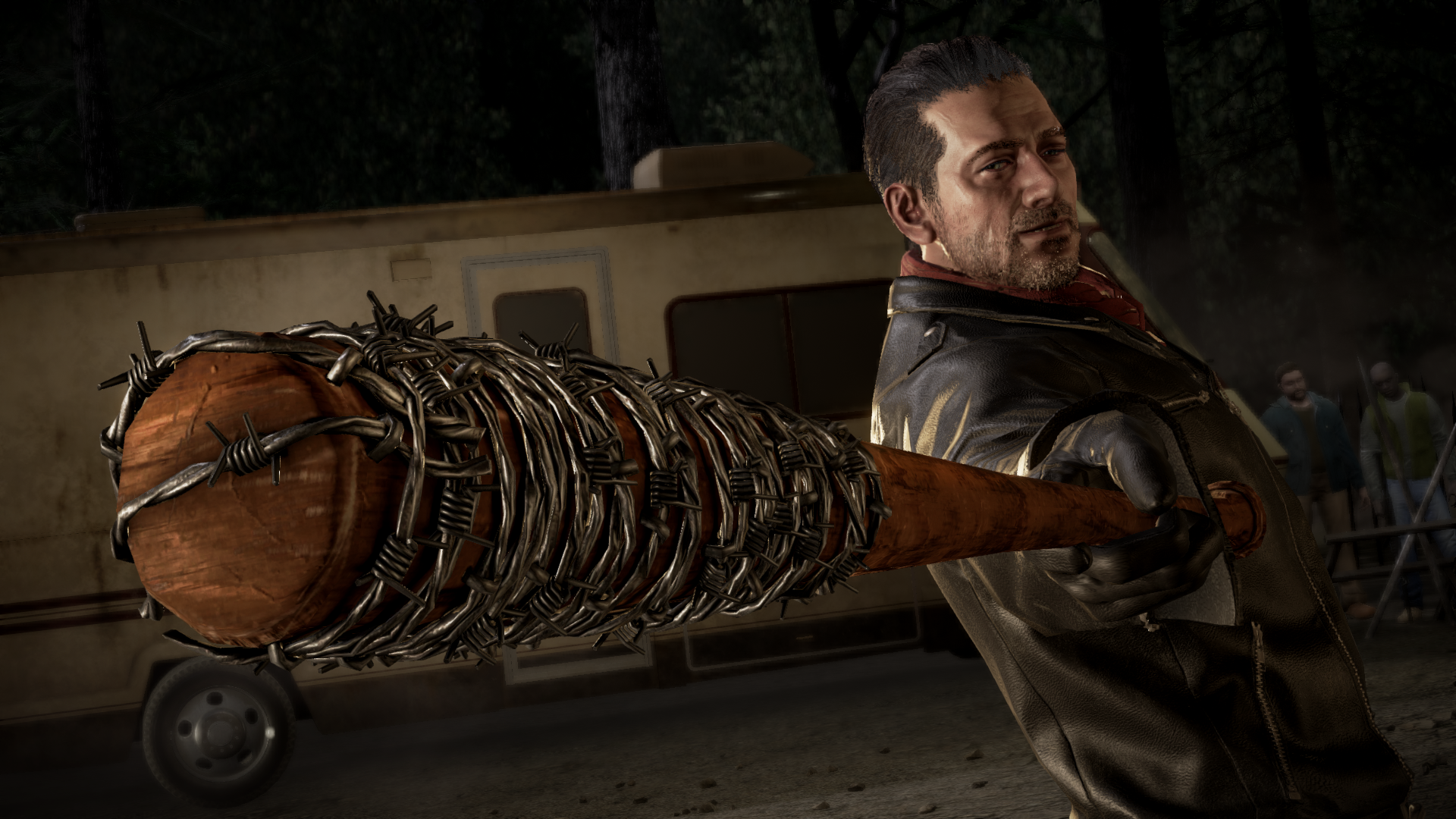 Here S When The Walking Dead S Negan Is Coming To Tekken 7 Tekken 7 The Walking Dead Negan
