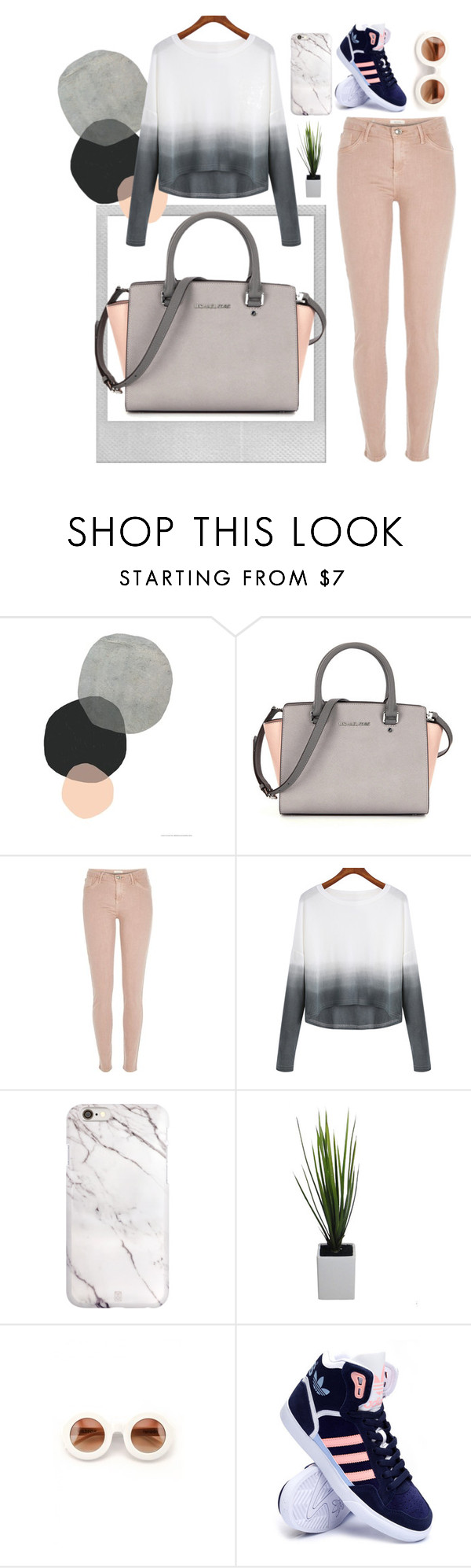 """""""BAG 2016."""" by valeriachindemi ❤ liked on Polyvore featuring Polaroid, River Island, Wildfox, adidas, women's clothing, women's fashion, women, female, woman and misses"""