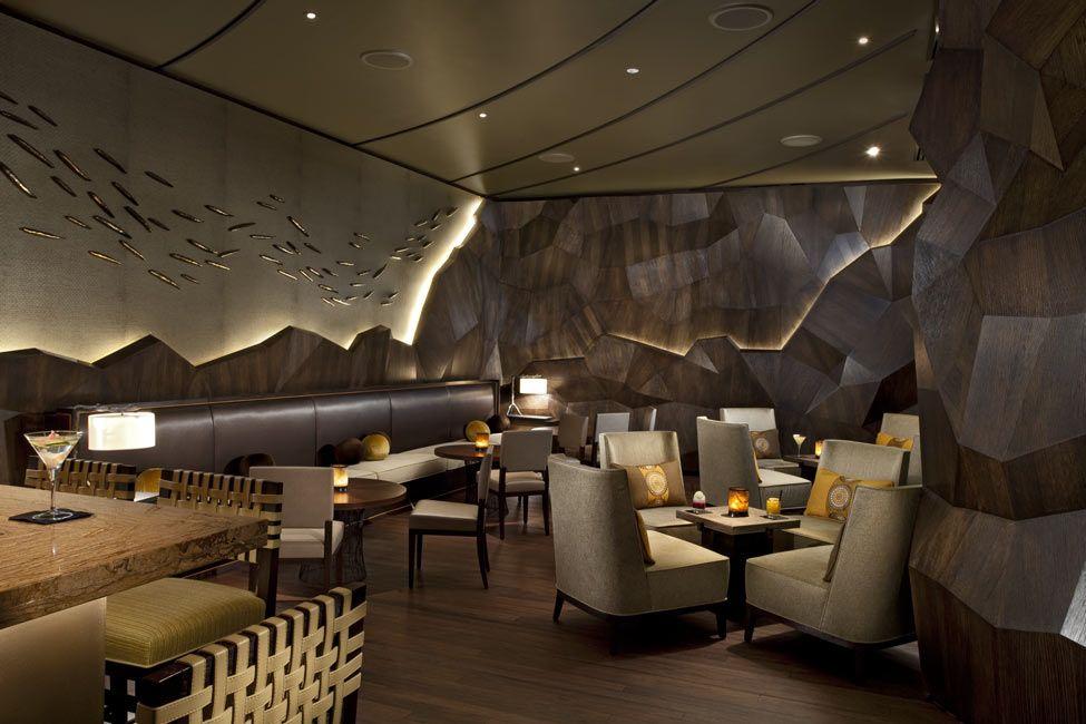 Nobu Restaurant Perth interiordesigner Michael fiebrich