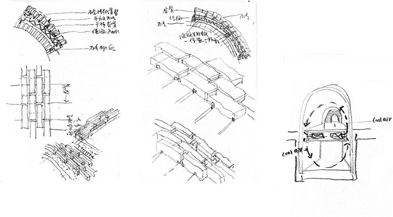 Galería de Studio Pei-Zhu diseña un museo abovedado inspirándose en antiguos hornos de cerámica - 17