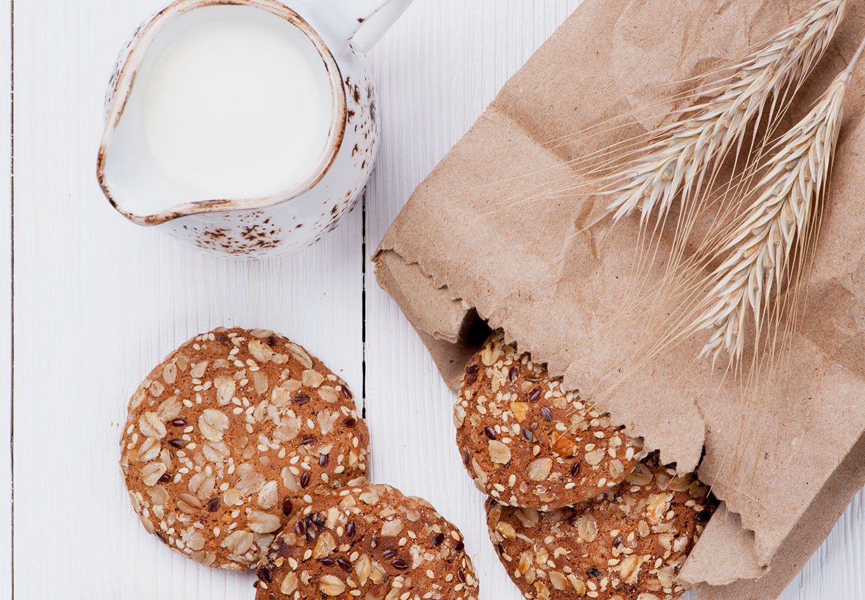 Serious About Food Müsli Apfel Cookie Rezept Rezept