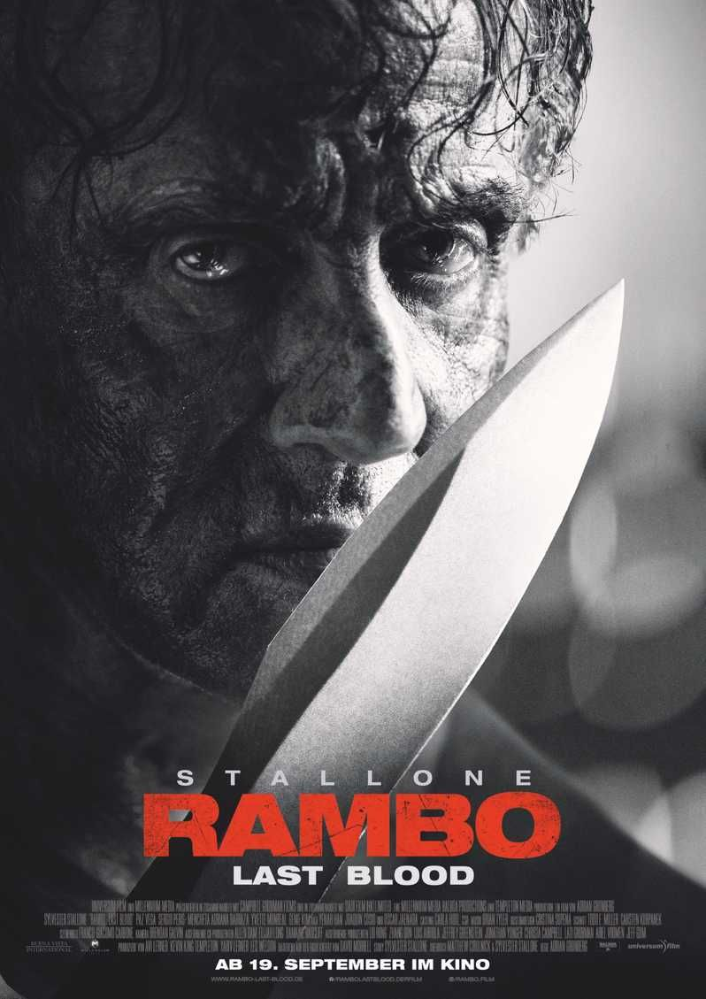 Rambo Last Blood Movies To Watch Sylvester Stallone Movies Online