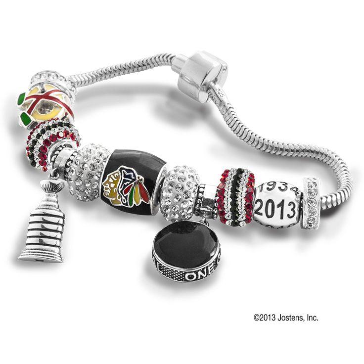 Championship Charm Bracelet