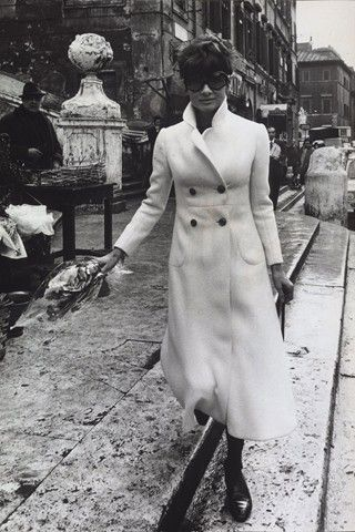 Audrey Hepburn Style File, vogue - because no one is better at classic than Audrey