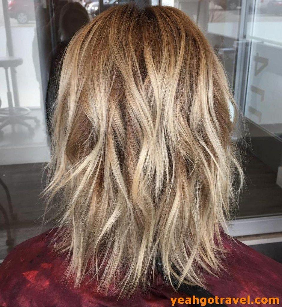 33 Really Popular Medium Hairstyles Inspiration 2019 Yeahgotravel Com In 2020 Thin Hair Haircuts Haircuts For Fine Hair Long Hair Styles