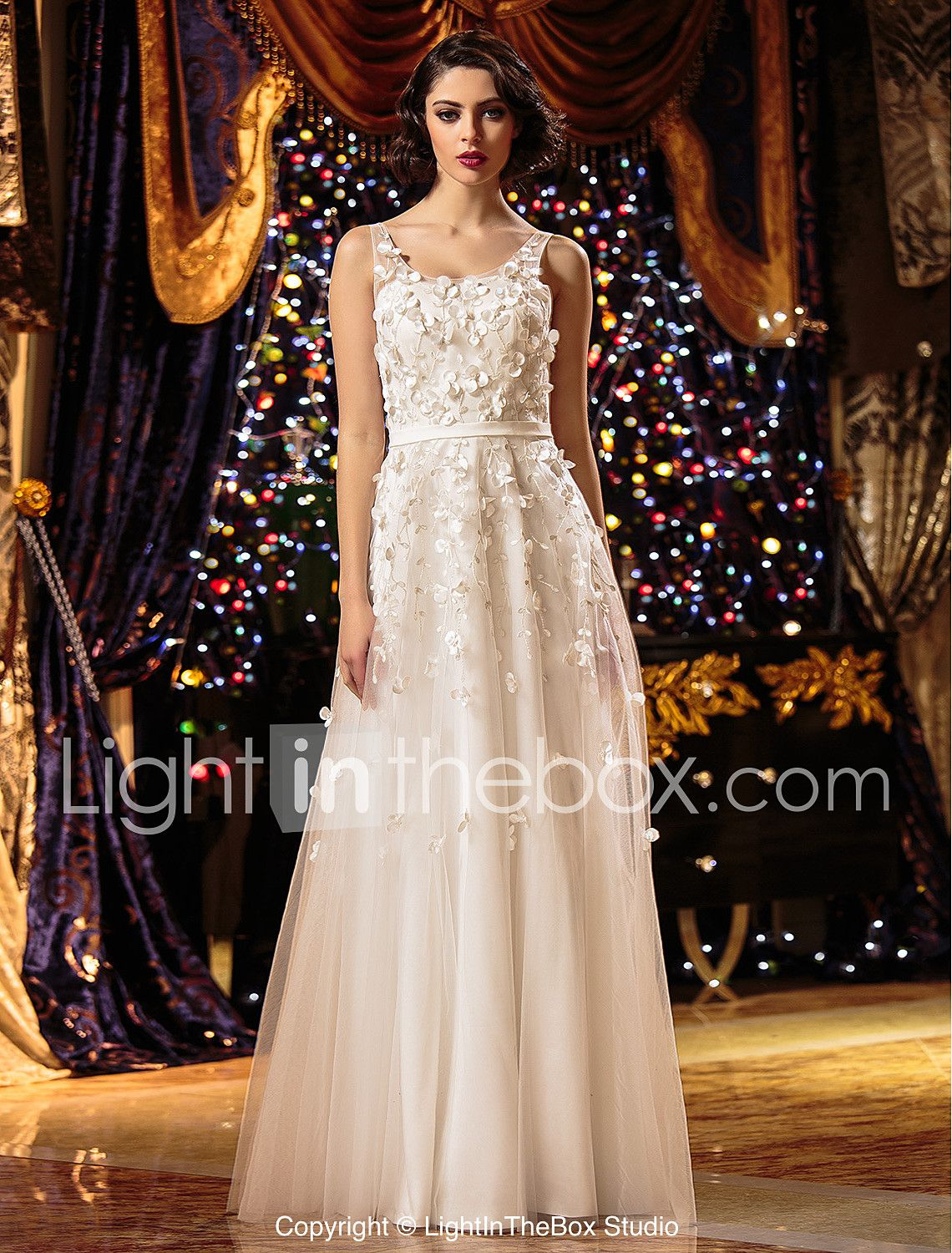 Lightinthebox wedding dresses  I like this Do you think I should buy it  Wedding Dress Ideas