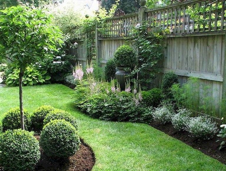 60 Beauty Fresh Backyard Landscaping Design Ideas On A Budget Fence Landscaping Backyard Shade Shade Landscaping