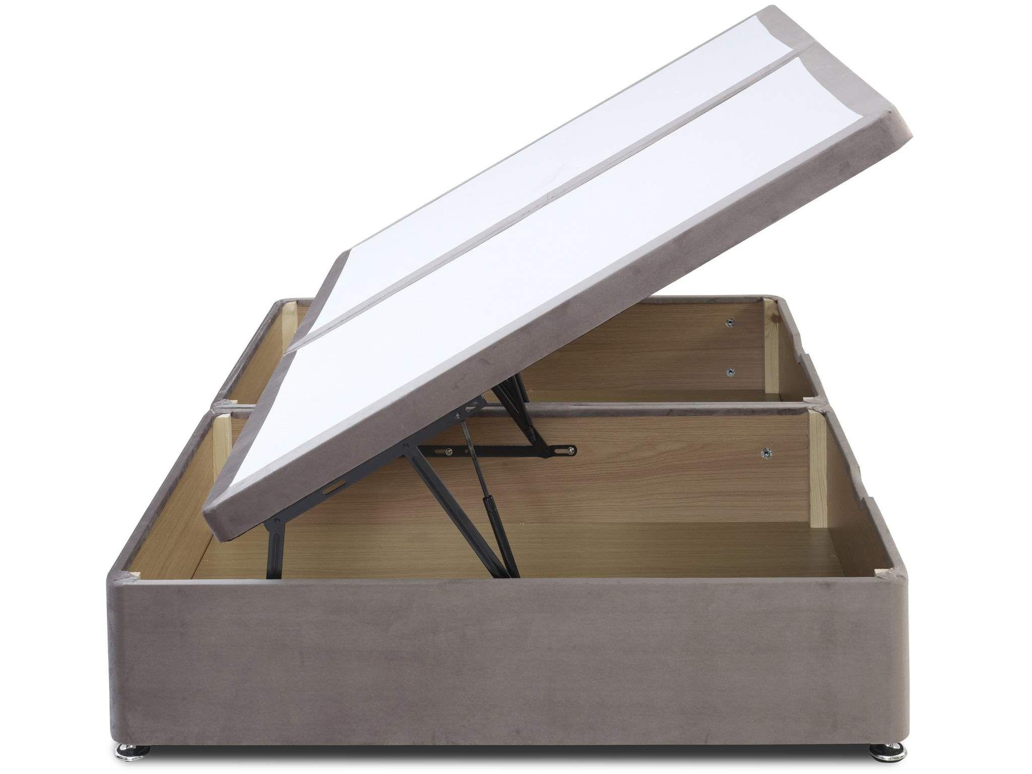 Fine Ottoman Storage Side Lift Divan Bed Base Ideas For The Machost Co Dining Chair Design Ideas Machostcouk