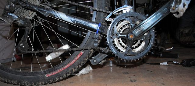 The Mountain Bike Life Diy How To Make Your Own Cheap Chain