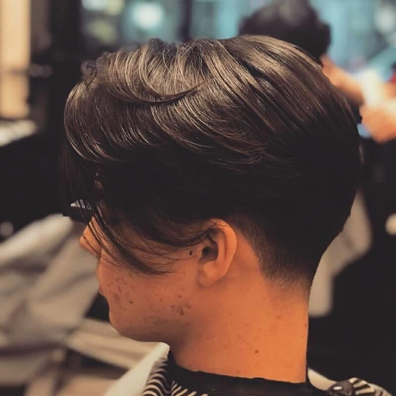 Pin By Joel On Men S Fashion In 2020 Short Hair Undercut Fade Haircut Mens Hairstyles