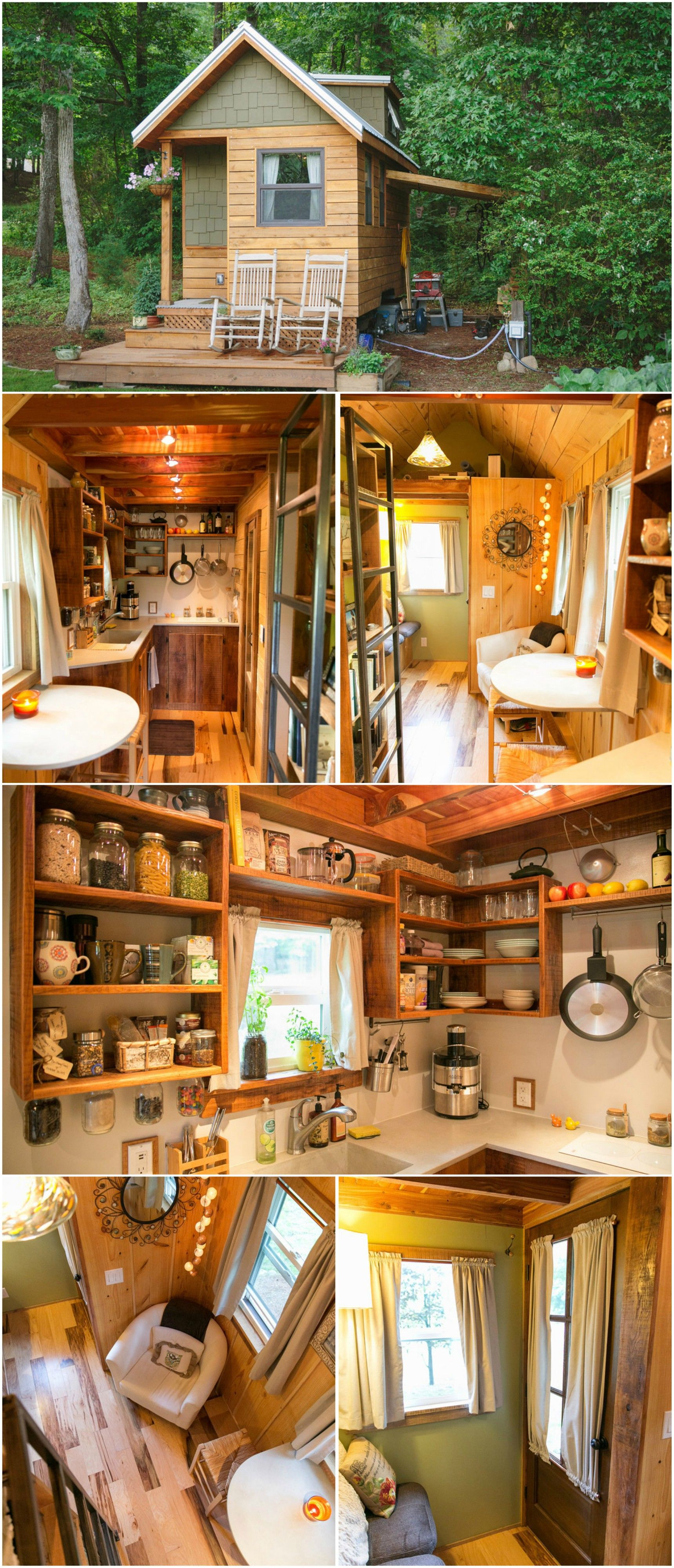 agreeable tiny house portland oregon. The Wind River Bungalow is a nice tiny house designed and built by  Tiny Homes traditional craftsman style uses hickory engineered hardwood