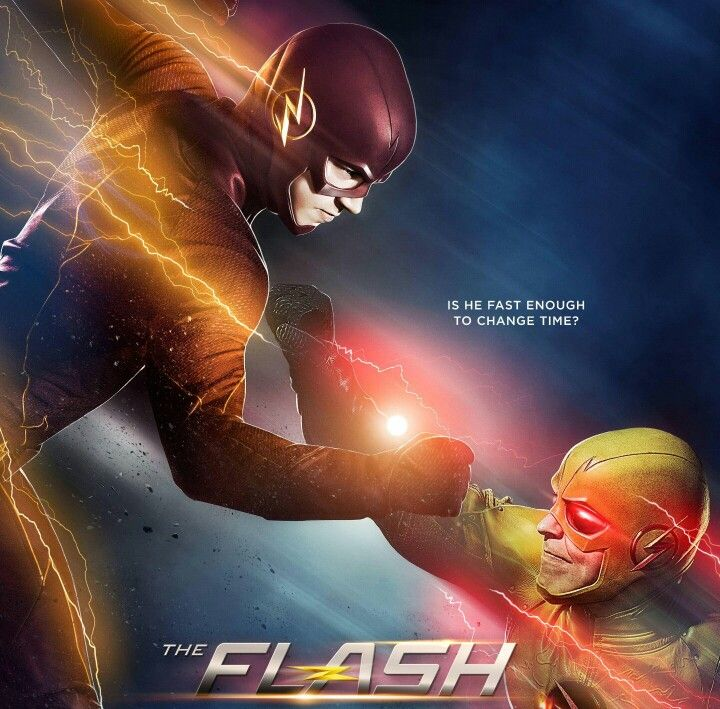 Dc Comics The Flash Vs Reverse Flash Posted By Www Comicbookmovie