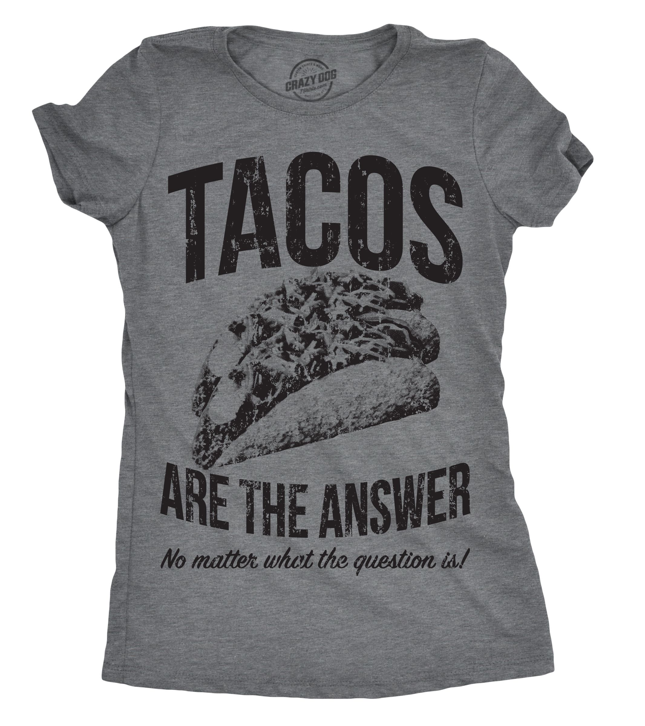 Womens I Wonder If Tacos Think About Me Too Funny Taco Tuesday Cinco De Mayo T s