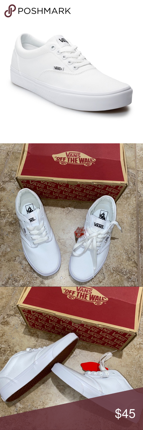 vans mens and womens size chart