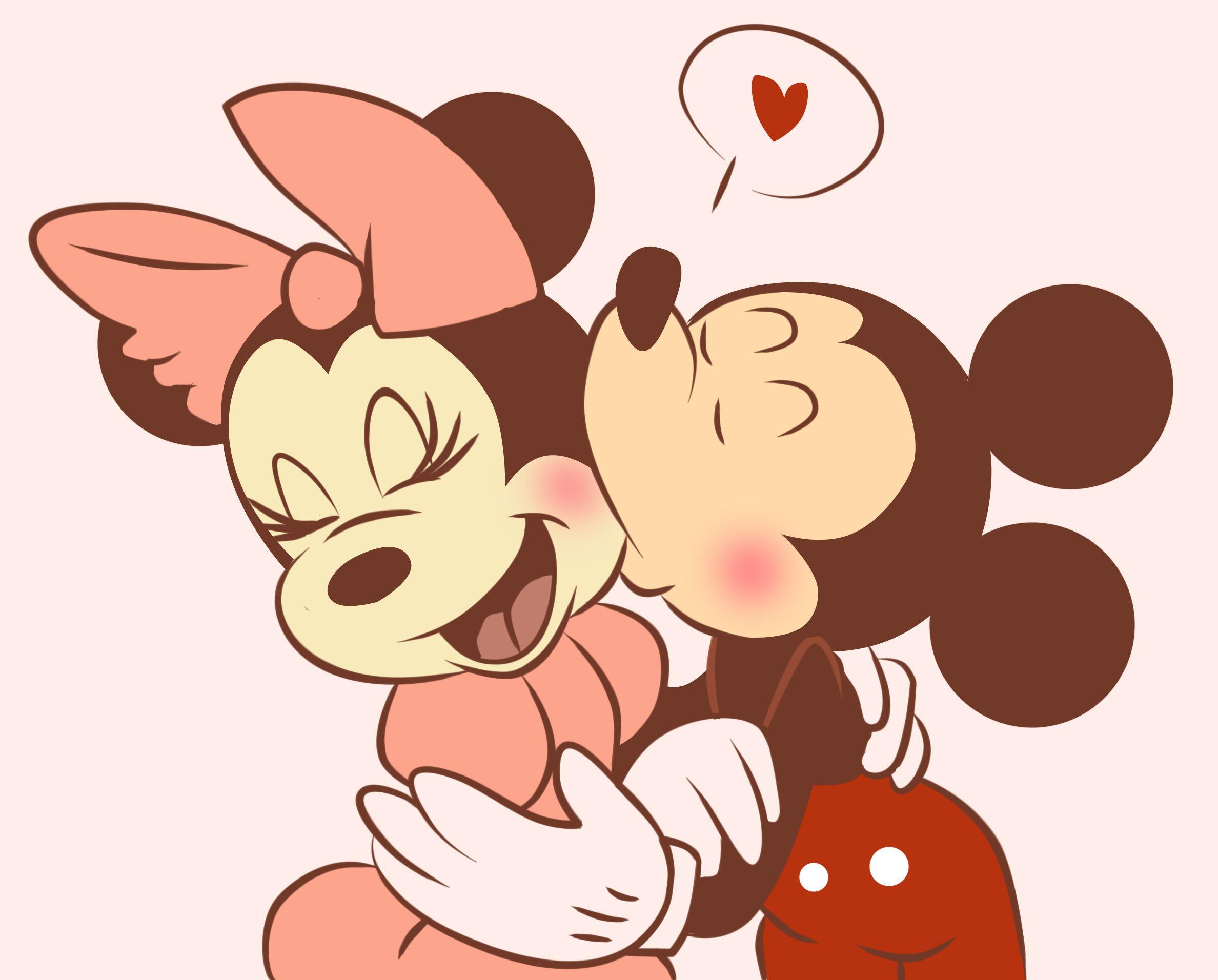 Mickey Y Minnie Love Buscar Con Google Fondos De Pantalla