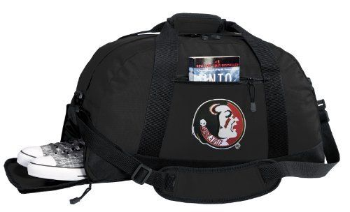 009ab1048c5 FSU Duffel Bag Official NCAA Logo Florida State University DUFFLE Travel    Fitness   Overnight Bag Luggage by Broad Bay.  36.99. This Official NCAA  FSU Logo ...