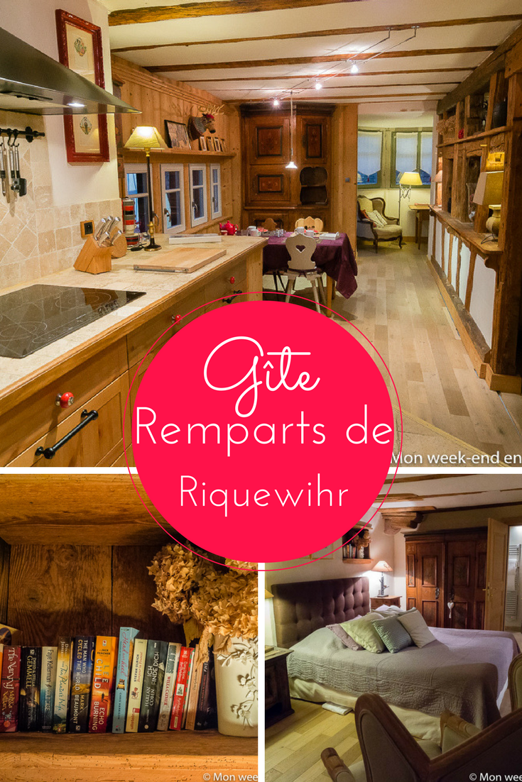 Gites Les Remparts De Riquewihr Appartements De Charme Mon Week End En Alsace Gite Gite De France Week End Alsace