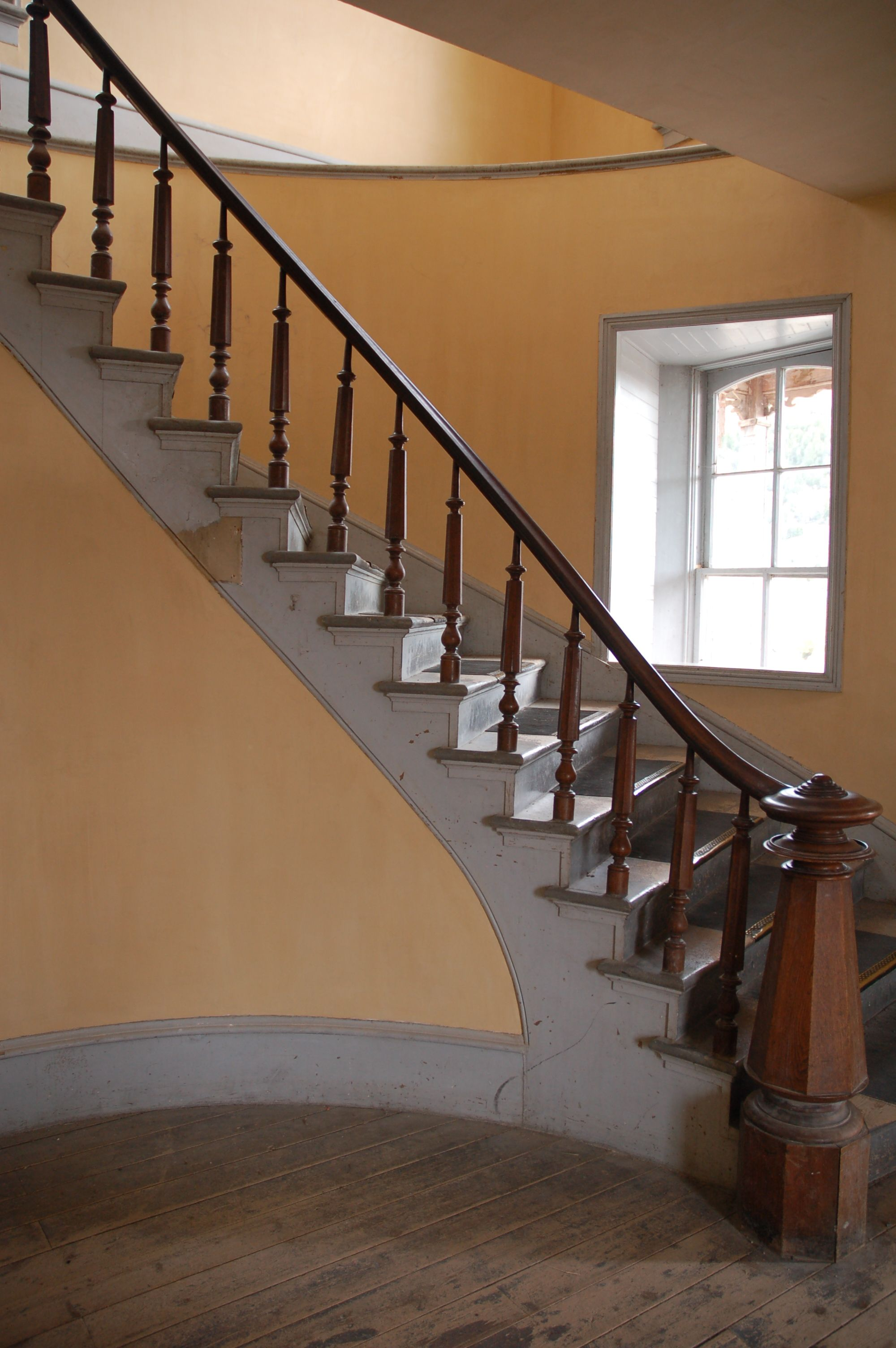 Ghost Stair Case