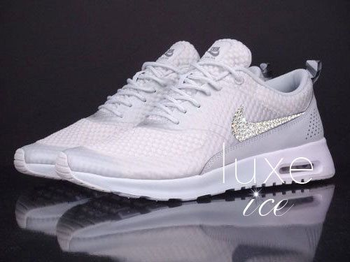 Nike schuhe mit strasssteinen