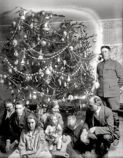 Shorpy Historical Photo Archive Vintage Fine Art Prints Vintage Christmas Vintage Christmas Tree Old Christmas