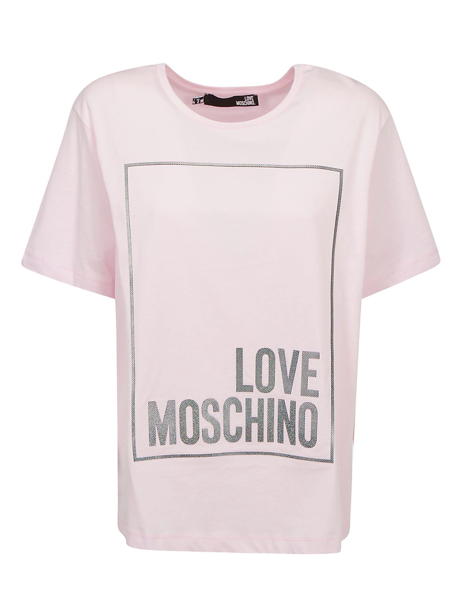 Love Moschino T Shirt Shirts Moschino T Shirt