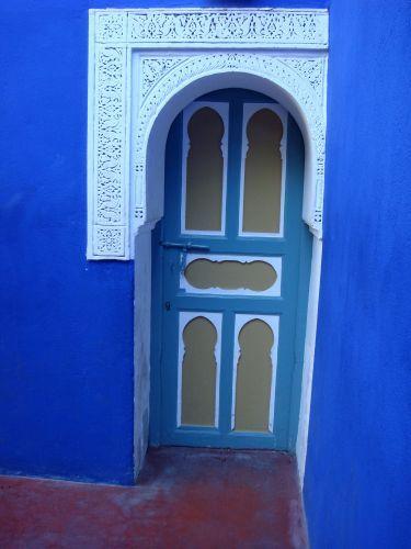 Rose ann e jardins de majorelle marrakech jardin - Jardin majorelle prix d entree ...