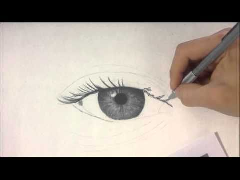 Download video como desenhar olho realista realistic eye 3gp mp4 streaming