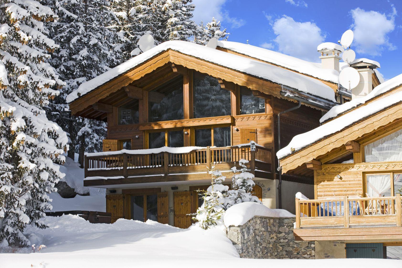 location chalet ski courchevel