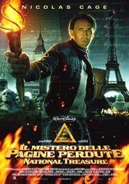 National treasure 2 book of secrets full movie