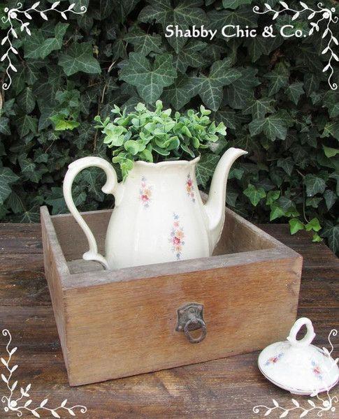 Photo of Alte Schublade – Vintage  von Shabby Chic & Co. auf DaWanda.com