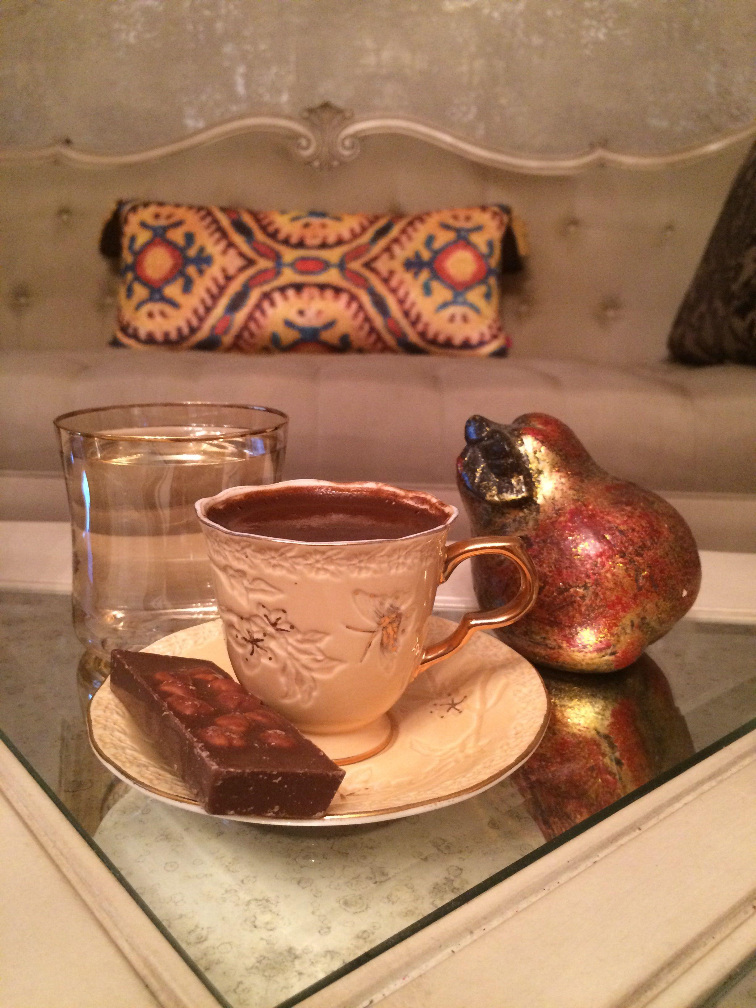 Turkishcoffe Kahve, Içecekler