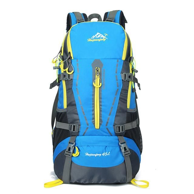 bd32d1fd5645 High Quality - 40 Liter Capacity Travel Backpack - Nylon - 4 Colors ...