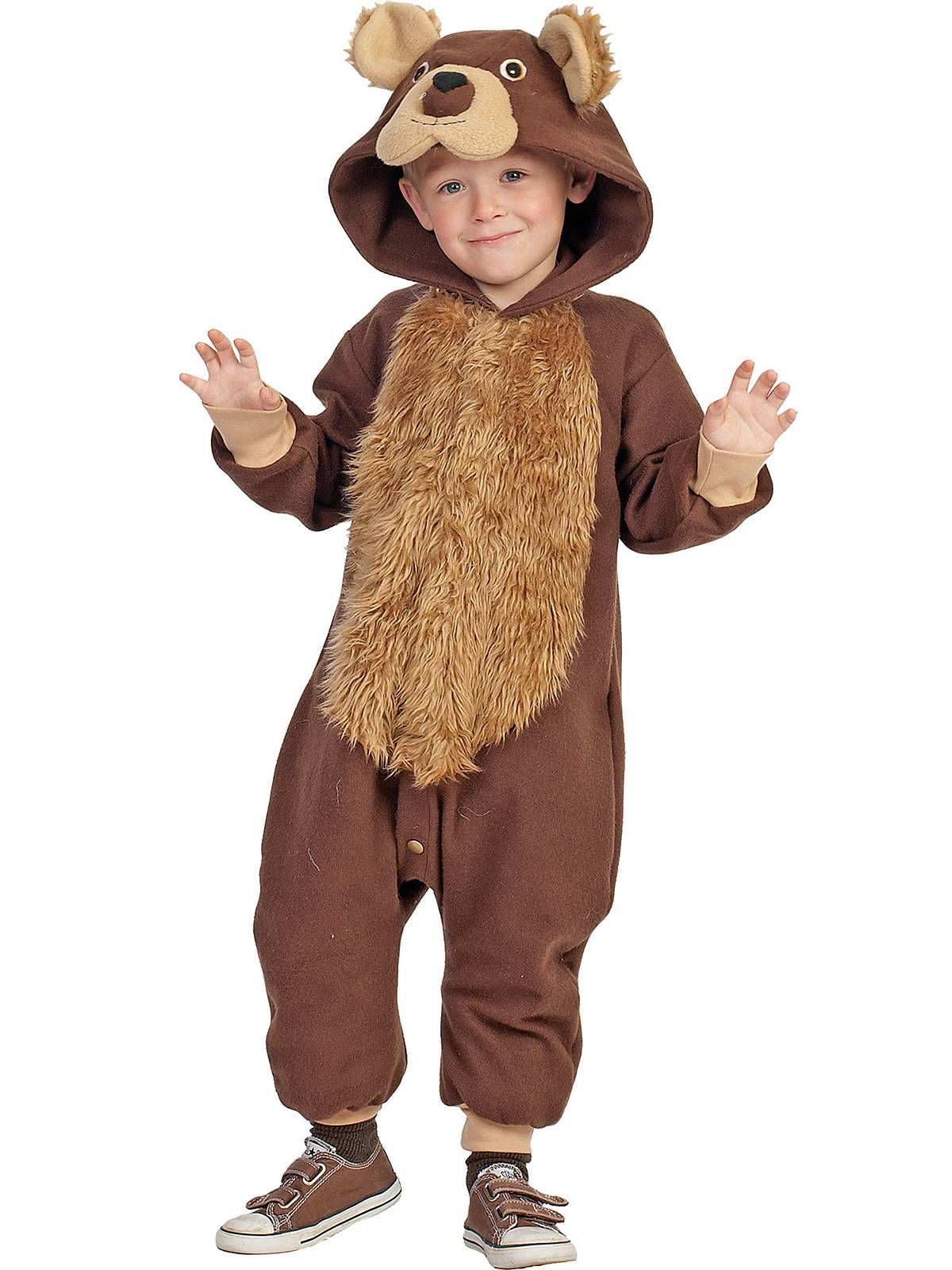 toddler boy funsies bailey bear costume - infant/toddler animals