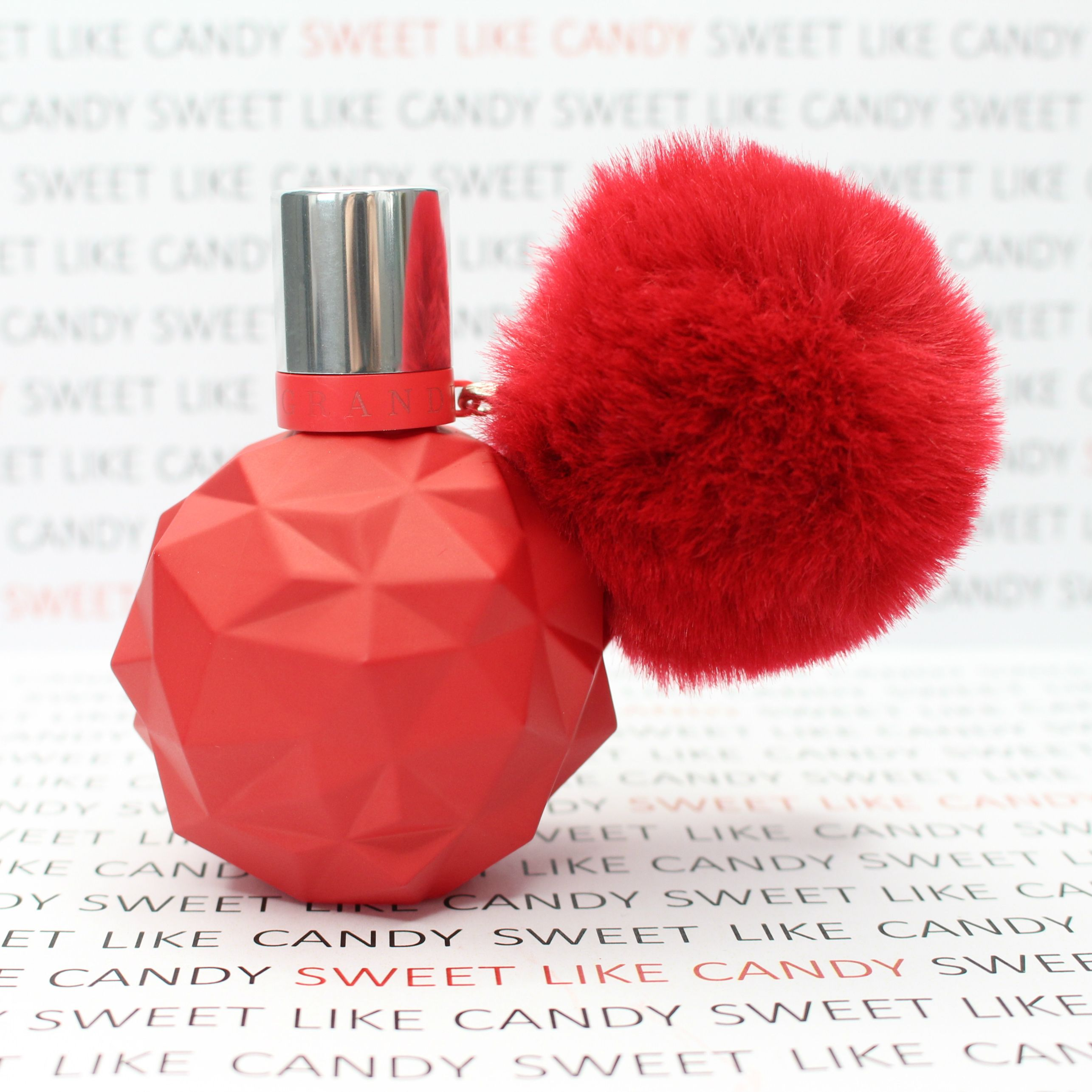 Ariana Grande Sweet Like Candy Limited Edition In Red Eau De