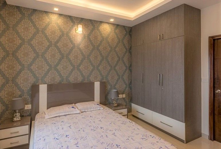 Wooden Wardrobe Designs 9 Latest Ideas For Your Urban Indian Bedroom Wooden Wardrobe Design Wardrobe Design Bedroom Master Bedroom Wardrobe Designs